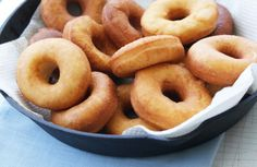 Classic Yeast-Raised Doughnuts