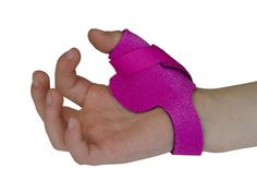 Pediatric Thumb Splint