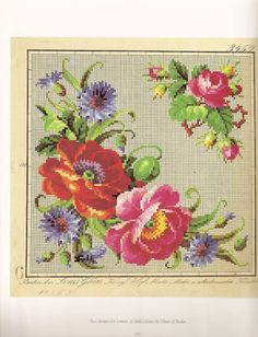 Gallery.ru / Фото #98 - Raffaella Serena - Vienna Embroidery - logopedd