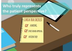 Who truly represents the patient perspective? As researchers, regulatory bodies and health systems give patients more of a voice in consultation and decision making, advocacy groups are questioning what it really means to represent the patient view.