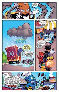 Giant-Size Little Marvel - Skottie Young