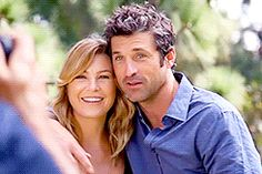 tv guide ellen pompeo and patrick dempsey | ... In Your Life ♫ • mcnuggetshepherd: Ellen Pompeo and Patrick