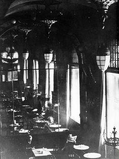 Romanisches Cafe Berlin ca 1926