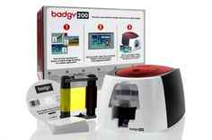 Excited for the #Badgy100 and #Badgy200 coming soon from Evolis printers!