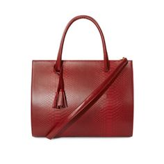 5 Vegan-Leather Handbags We're Obsessed With | The Zoe Report