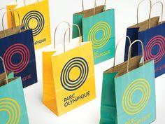 Parc olympique | Branding | Objets promotionnels / Promotional Items |lg2boutique