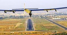 The experimental solar-powered aircraft Solar Impulse 2 made history early this morning when it touched down in Seville, Spain after a three-day nonstop flight from New York City. The landing marks th