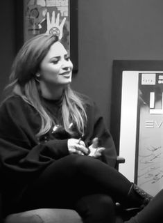 When someone says they don't like Demi