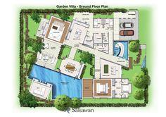 Saisawan - Garden Villas Ground Floor Plan