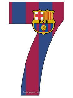 Barcelona Futbol Club, Barcelona Fc Logo, Barcelona E Real Madrid, Barcelona Party, Soccer Birthday Parties, Soccer Party, 3rd Birthday, Fc Barcelona Wallpapers, Lionel Messi Wallpapers