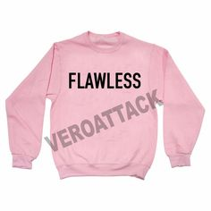 flawless newest light pink Unisex Sweatshirts