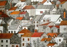 Croatian Rooftops