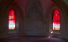 Jean-Michel OthonielChapelle St Martin du Méjan, Arles | ATELIER-FLEURY