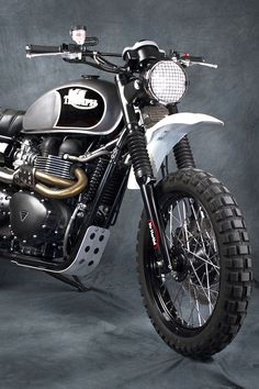 Scrambler Kit by Mr Martini