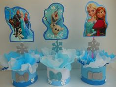 froz5 Olaf Birthday Party, 4th Birthday Parties, Disney Frozen Party, Frozen Theme Party, Frozen Princess, Elsa Frozen, Candy Bar Frozen, Frozen Party Decorations, Frozen Christmas