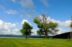 Glimmerglass Park in Cooperstown NY
