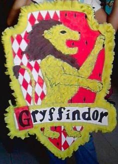 Harry Potter, Gryffindor, piñata