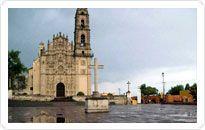Tepotzotlán Pueblo Magico  Estado de México