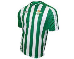 camiseta Real Betis Balompie