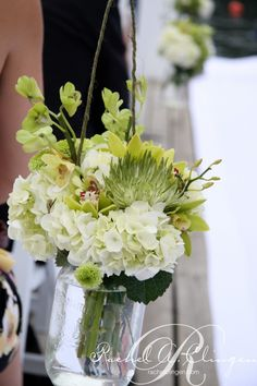 124 best Aisle Wedding Flowers images on Pinterest   Wedding ...