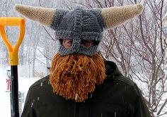 23 bonnets trop cool pour être sûr de ne pas passer inaperçu ! Pour le viking, il faut oser quand même...
