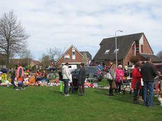 Oranjefeest 30 april 2013