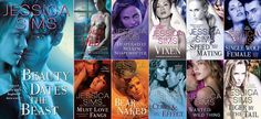 I love books free: SAGA MIDNIGHT LIAISONS - JESSICA SIMS