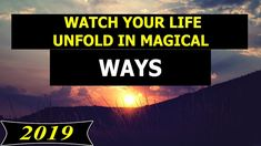 Abraham Hicks 2019 — WATCH YOUR LIFE UNFOLD IN MAGICAL WAYS (Esther Hicks Law Of Attraction) - YouTube Law Of Attraction Youtube, Abraham Hicks, Your Life, Watch, Videos, Clock, Bracelet Watch, Clocks