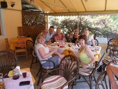 We had a great lunch here in Yannis Taverna,