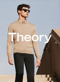 Theory Spring/Summer 2016 Campaign