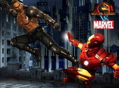 Something i found on Internet Marvel Vs, Marvel Comics, Ghost Rider, Mortal Kombat, Deadpool, Battle, Superhero, Internet, Fictional Characters