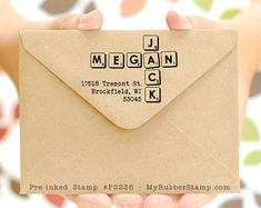 Hey, I found this really awesome Etsy listing at http://www.etsy.com/listing/85453677/scrabble-stamp-personalised-pre-inked
