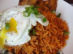 Jollof rice (With Basmati Rice)