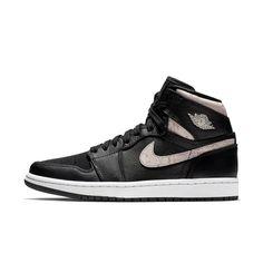 sale retailer 4c34c 9e6b8 Air Jordan 1 Retro Premium Women s Shoe - Black