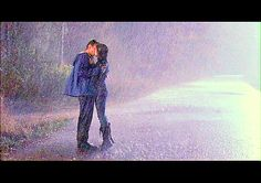 """drop everything now; meet me in the pourin' rain, kiss me on the side walk- take away the pain...."" love that song"