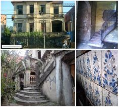 Abandoned mansion at Celso Garcia Avenue, Sao Paulo - Brazil
