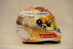 Schuberth SF1 F.Alonso Monaco 2013 by Jens Munser Designs