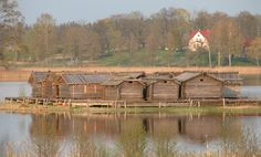 Āraiši Archaeological Museum Park   Latvia Travel