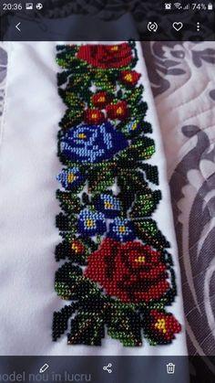 Afghan Dresses, Plastic Canvas Christmas, Folk Embroidery, Folk Fashion, Pattern Fashion, Earthy, Diy And Crafts, Cross Stitch, Handmade Jewelry