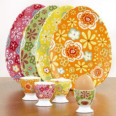 Beautiful Eostre dishes
