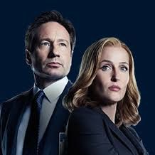 Steven Pressfield on themes in writing - David Duchovny and Gillian Anderson. The truth is out there -- on at least six levels.