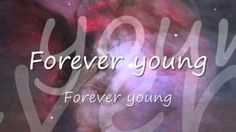 "Rod Stewart ""Forever Young"" - Lyrics YouTube"