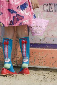Bonnie Doon Rio Knee-High uit de nieuwste zomer collectie van Bonnie Doon. Een absolute topper. Nu bij Beenmodeonline.nl