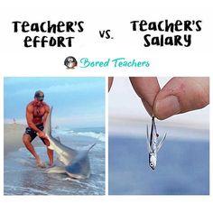 Real talk. --- #boredteachers #teacherlife #teacher #teaching #teachers #teachersfollowteachers #teachers #iteachtoo #iteach #teachersofinstagram #teachersofig #teachthemyoung #primaryteacher #kindergarten #kindergartenteacher #preschoolteacher #preschool #school #schooldays #teacherproblems #highschoolteacher #classroom #imateacher #iteachk #thestruggleisreal
