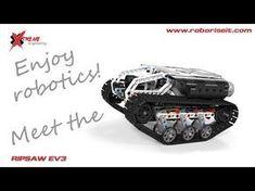 Meet the Mammoth EV3 robot! - YouTube