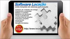 Software para locação Software para locadoras