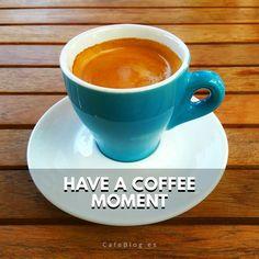 """CafeBlog.es (@cafeblog.es) en Instagram: """"Have a Coffee moment..."""""""