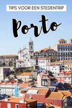 Wat te doen tijdens een stedentrip Porto? Bekijk hier 10 unieke tips voor de mooiste bezienswaardigheden in Porto en geniet van een geweldige stedentrip naar de leukste stad van Portugal. Travel List, Travel Guide, Portugal Travel, Plan Your Trip, Oh The Places You'll Go, Netherlands, Europe, Adventure, City