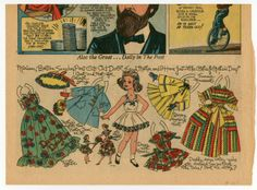 77.6167: Miriam | paper doll | Paper Dolls | Dolls | National Museum of Play Online Collections | The Strong