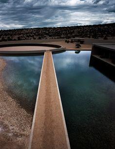 Tom Ford's New Mexico Ranch, by Tadao Ando